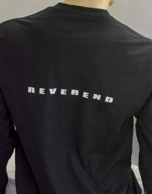 Classic Long Sleeve Black Back
