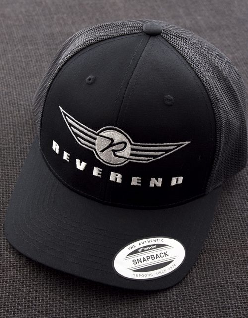 Reverend hat