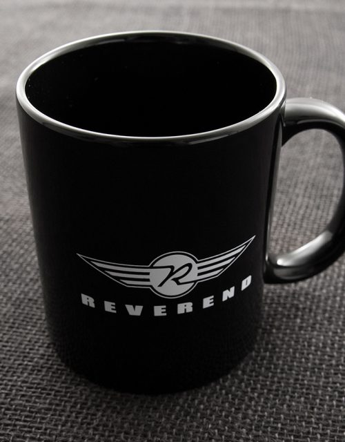 Reverend Guitars Coffee Mug